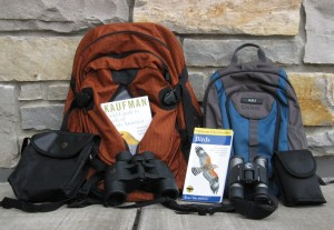 Birding Backpacks are a great resource for your group!